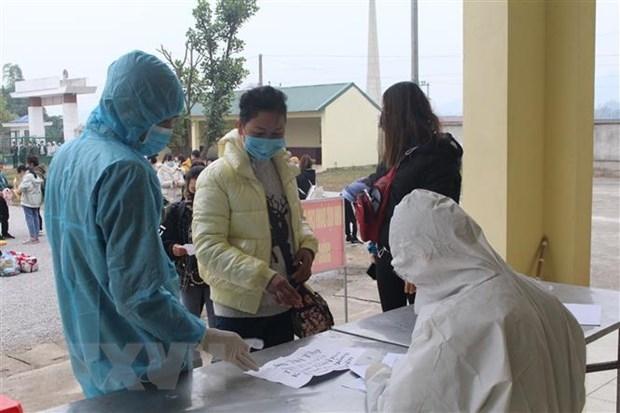 Việt Nam ghi nhận 1 ca mắc mới COVID-19 được cách ly tại Thanh Hóa