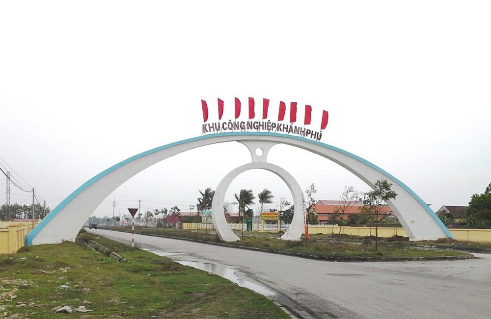 Ninh Bình: Ban Quản lý các khu công nghiệp tỉnh triển khai nhiệm vụ năm 2021