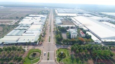 Điều chỉnh, bổ sung quy hoạch các khu công nghiệp tỉnh Bình Phước
