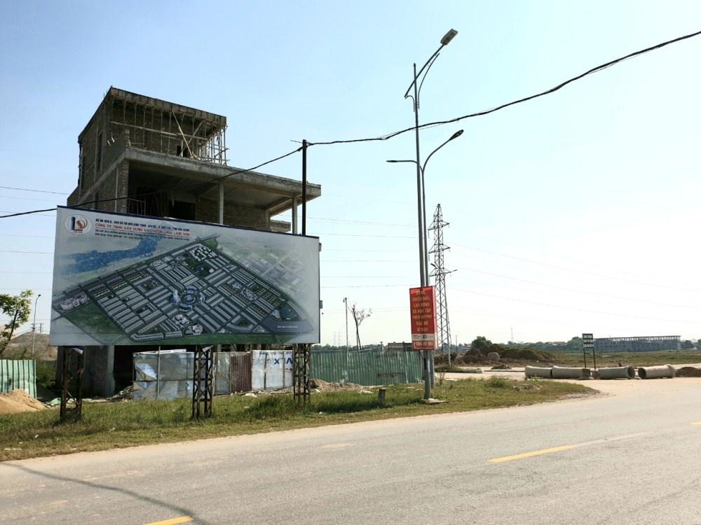 Bắc Giang: Tăng cường công tác quản lý quy hoạch, cấp giấy phép xây dựng và quản lý trật tự xây dựng