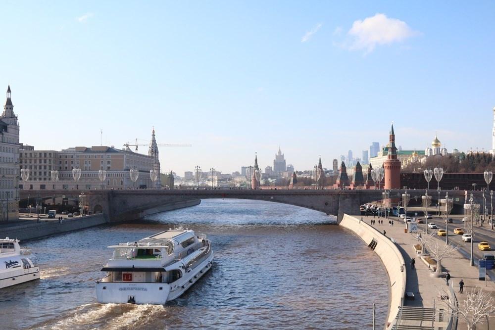 Khám phá vẻ đẹp những công trình kiến trúc ở thủ đô Moskva