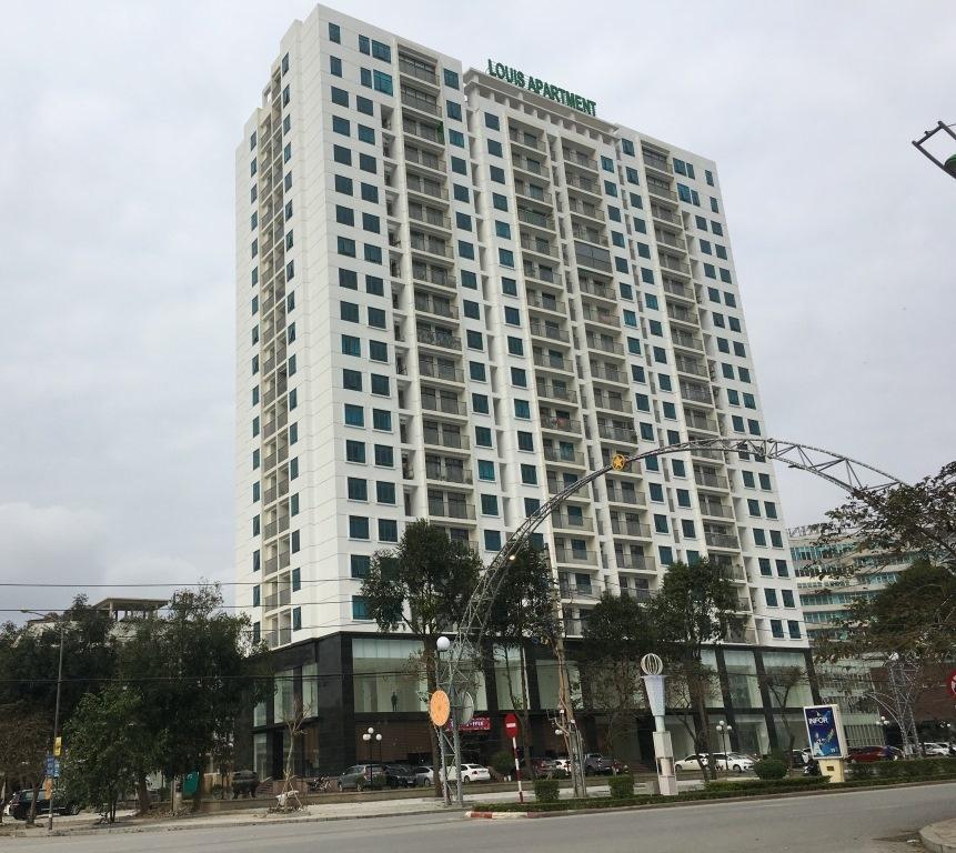 Thanh Hóa: Chung cư Louis Apartment chưa nghiệm thu đã cho dân vào ở