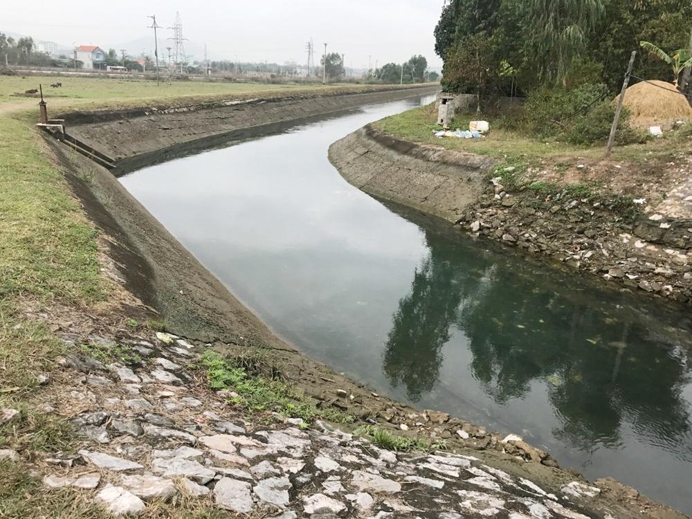 """Thị xã Quảng Yên (Quảng Ninh): Kênh dẫn nước hở - Công trình thủy lợi """"nuốt"""" trẻ em"""