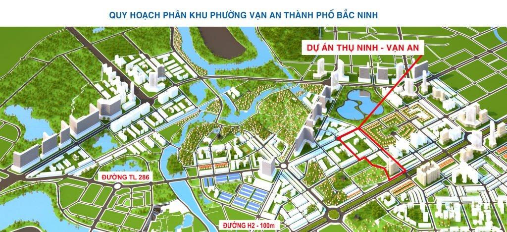 Phê duyệt dự án nhà ở Thụ Ninh với diện tích hơn 90.100m2