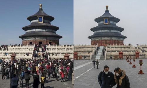 Các điểm du lịch châu Á trước và trong dịch Covid-19