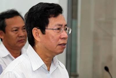 Phó chủ tịch TP Nha Trang hầu tòa