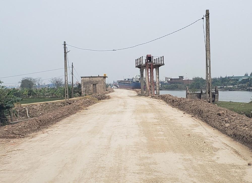 """Nam Định: Nhiều """"bất thường"""" tại dự án 239 tỷ đồng của Sở Nông nghiệp và Phát triển nông thôn"""