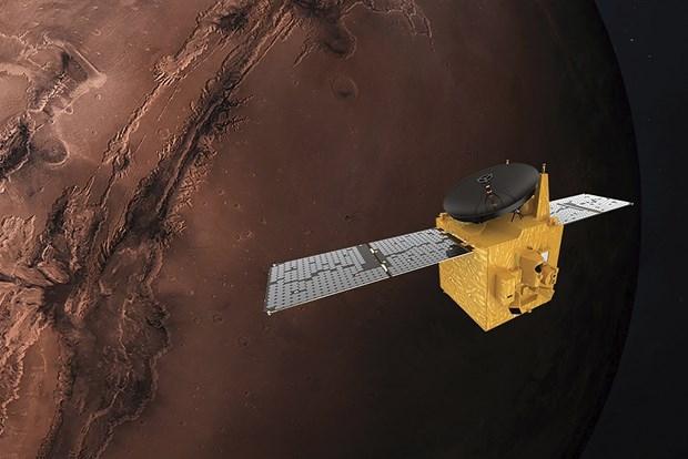 UAE phóng tàu vũ trụ lên quỹ đạo sao Hỏa, tìm kiếm nơi định cư mới
