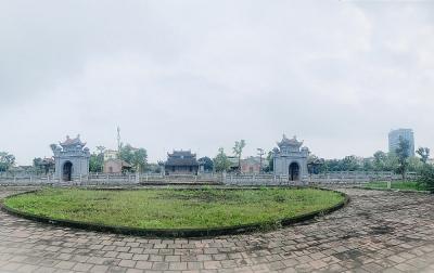 Hà Tĩnh: Công trình Văn Miếu gần 80 tỷ đồng vẫn chưa có đường dẫn chính