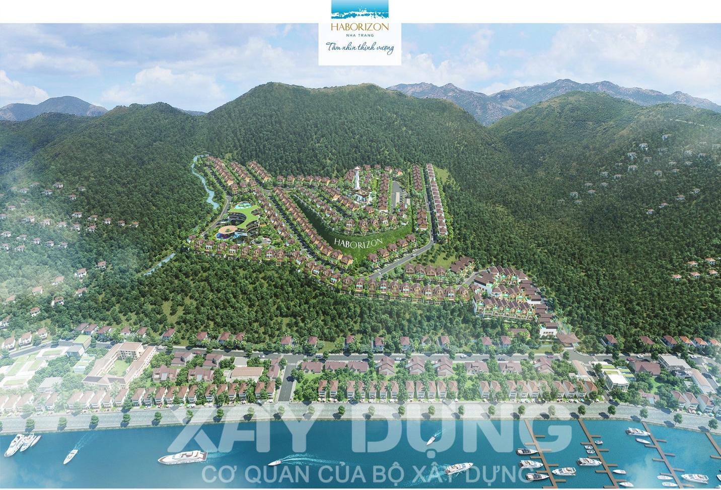 Khánh Hòa: Lấy đất quy hoạch rừng phòng hộ làm dự án Haborizon