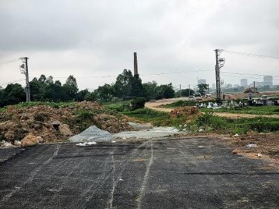 Nghệ An: Vướng giải phóng mặt bằng, dự án đường Nguyễn Sỹ Sách kéo dài có nguy cơ chậm tiến độ