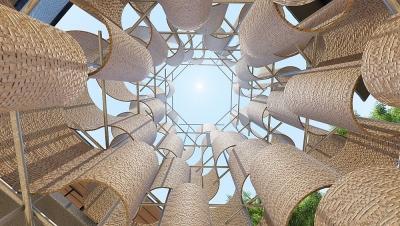 """Triển lãm """"Lộ"""" – Nơi kiến trúc hòa cùng nghệ thuật"""