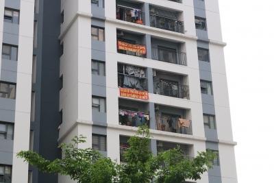 """Long Biên (Hà Nội): Cư dân chung cư Hope Residences liên tục """"kêu cứu"""""""
