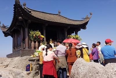 Quảng Ninh chi 16 tỉ đồng để nghiên cứu về quần thể di tích Yên Tử