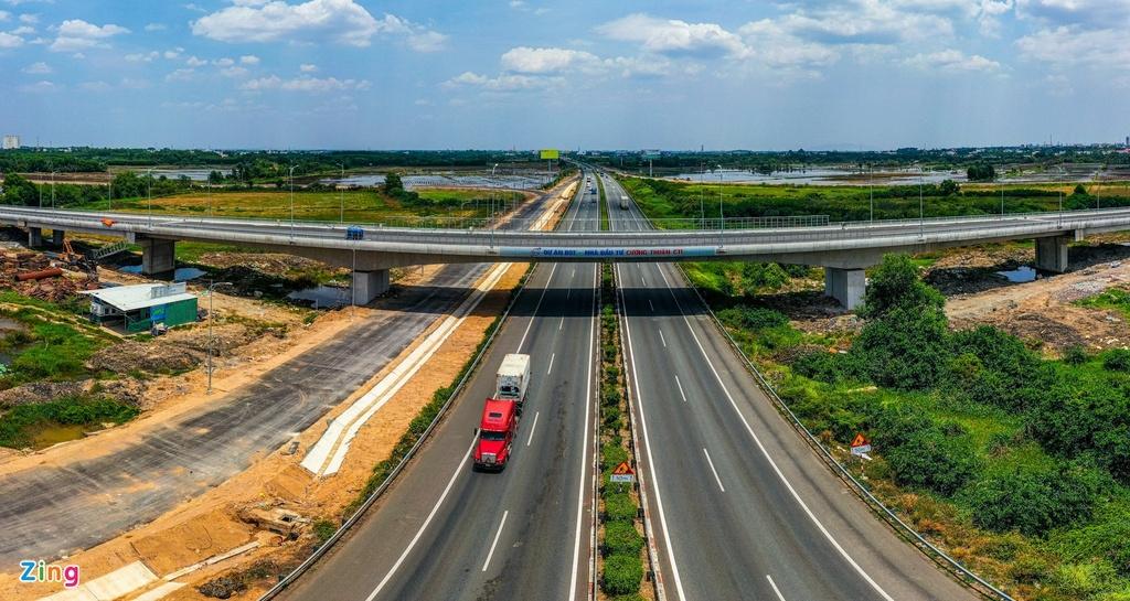 Dự án đường nối cao tốc TP.HCM - Long Thành - Dầu Giây sắp về đích