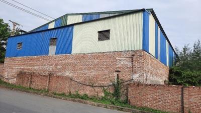 """Hải An (Hải Phòng): Nhà xưởng xây dựng không phép vẫn """"ung dung"""" tồn tại trong thời gian dài"""