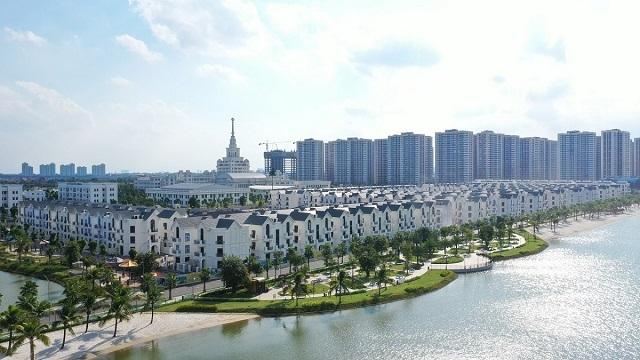 Nguồn cung mới bất động sản biệt thự, nhà liền kề tại Hà Nội tăng mạnh