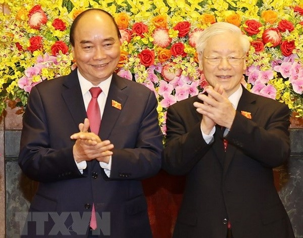 Ban hành các Nghị quyết miễn nhiệm và bầu chức vụ Chủ tịch nước