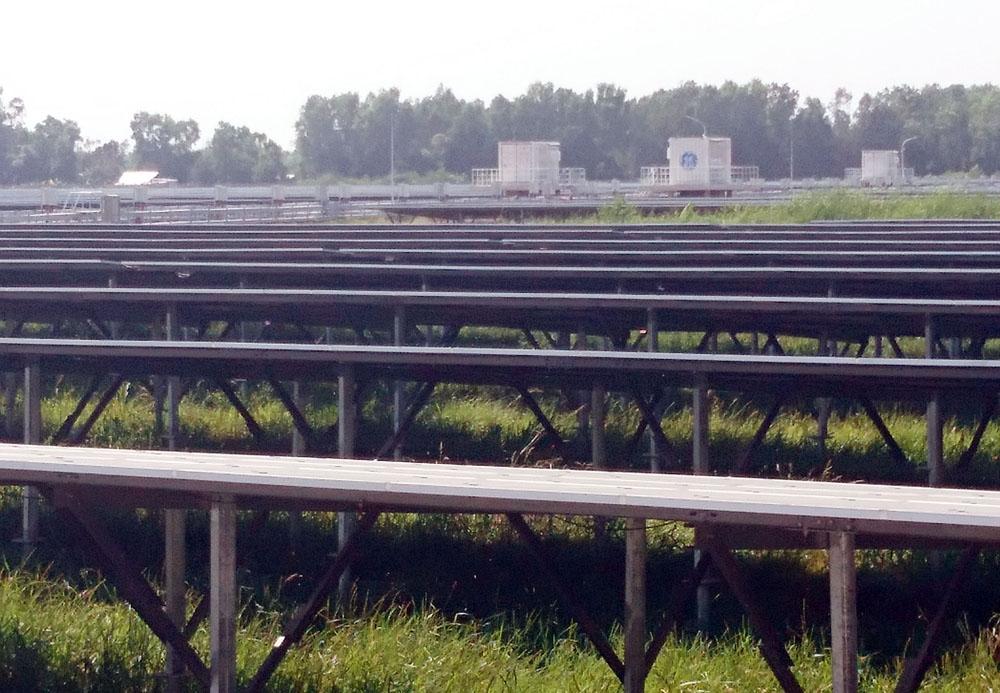 Hậu Giang: Công ty Cổ phần Điện mặt trời VKT - Hòa An được tiếp tục thuê đất mở rộng nhà máy