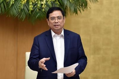 Thủ tướng Phạm Minh Chính: NHNN cần xác định những việc trọng điểm, cấp bách để xử lý dứt điểm