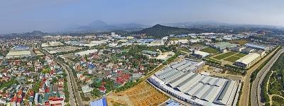 Vĩnh Phúc: Thêm 8 dự án đầu tư mới trong quý I/2021