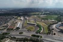 """""""Đua thử"""" một vòng đường đua thách thức nhất lịch sử F1 tại Hà Nội"""