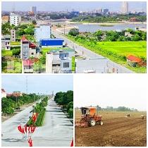 TP Cao Lãnh và thị xã Hồng Ngự hoàn thành nhiệm vụ xây dựng NTM