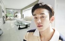 Bên trong ngôi nhà trắng của Yoo Ah In