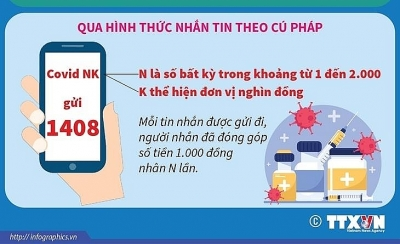 Việt Nam đã có 8.791 ca mắc COVID-19 tính đến ngày 7/6