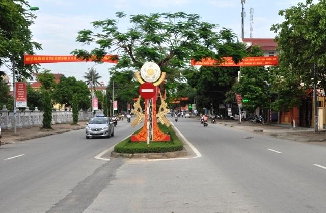 Thanh Hóa: Điều chỉnh quy hoạch chung thị trấn Quán Lào đến năm 2035