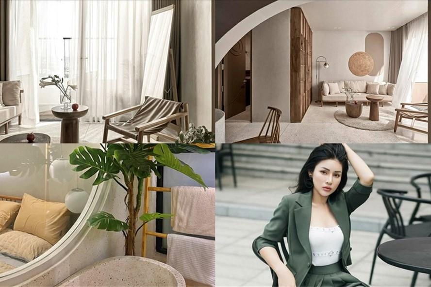 Căn hộ cao cấp ở Huế thiết kế như một resort thu nhỏ của MC VTV Thu Hiền