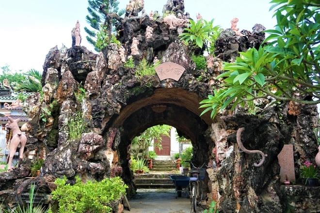 Thực hư khu lăng mộ được đồn có trị giá 3000 cây vàng ở Kiên Giang