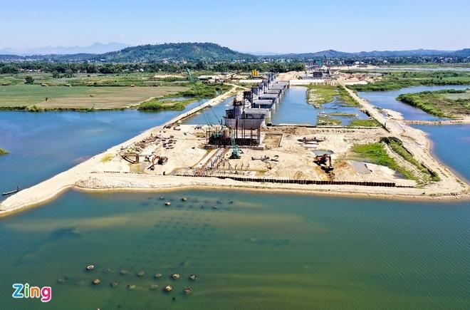 Dự án đập dâng 1.500 tỷ ở Quảng Ngãi nguy cơ tạm dừng vì cạn vốn