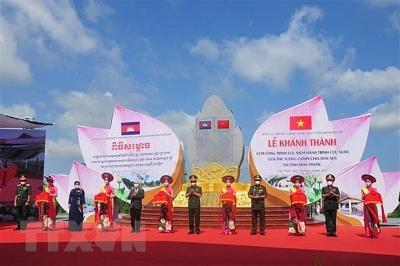 Khu lưu niệm hành trình cứu nước của Thủ tướng Hun Sen tại Bình Phước