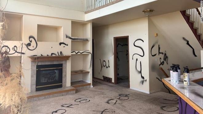 'Ngôi nhà từ địa ngục' được rao bán tại Mỹ