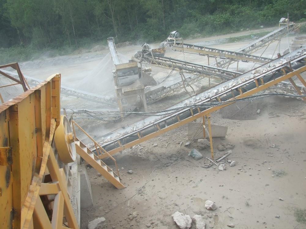 Quảng Trị: Nguồn đá làm vật liệu xây dựng thông thường thiếu trầm trọng