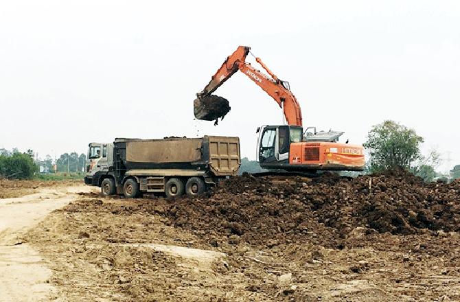 Yên Lạc (Vĩnh Phúc): Tập trung giải phóng mặt bằng 32 dự án