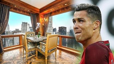 Căn hộ đắt nhất tháp Trump của Ronaldo đẹp đến cỡ nào?