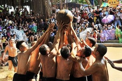 Hội vật cầu nước Yên Viên, Vân Hà-di sản văn hóa của tỉnh Bắc Giang cần được bảo tồn