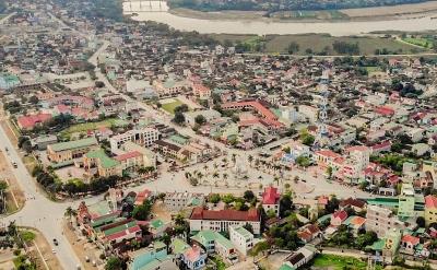 Nghệ An: Phê duyệt quy hoạch chi tiết 1/500 xây dựng Bệnh viện Đa khoa huyện Đô Lương