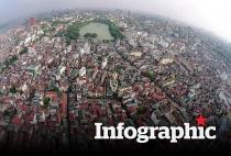 Những dự án bất động sản nghìn tỉ được Hà Nội trao quyết định đầu tư