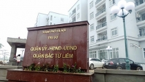 Hà Nội: Vì sao Chánh Thanh tra quận Bắc Từ Liêm không bị kỷ luật?