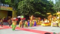 Lễ hội bánh chưng bánh giầy Sầm Sơn: Nét văn hóa độc đáo vùng quê biển