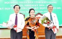 Phó Bí thư Tỉnh ủy được bầu giữ chức Chủ tịch UBND tỉnh