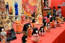 Sắp diễn ra triển lãm búp bê truyền thống Nhật Bản