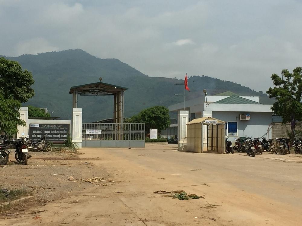 Quảng Bình: Nhiều vi phạm tại Công ty Chăn nuôi Hòa Phát