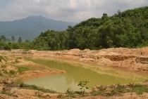 Thừa Thiên - Huế: Xử phạt một doanh nghiệp khai thác cát 180 triệu đồng