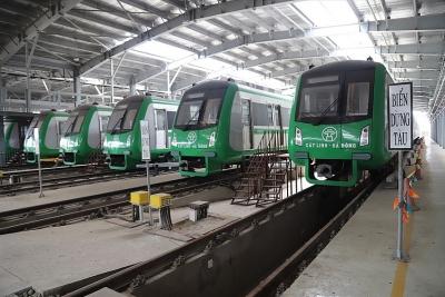 Dự án Đường sắt Cát Linh - Hà Đông bao giờ chạy thương mại?