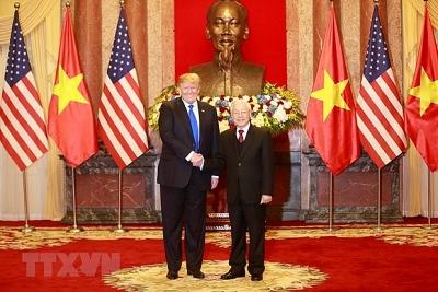 Trao đổi thư, điện mừng giữa lãnh đạo hai nước Việt Nam-Hoa Kỳ