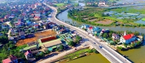 Hà Tĩnh: Thêm một huyện đạt chuẩn Nông thôn mới